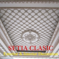 Classic Plafond Design