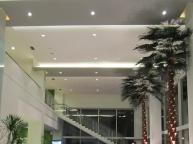 Plafon Trap Kombinasi Lampu Sembunyi ( Desain Dari Customer )