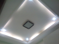 Plafon Trap Minimalis