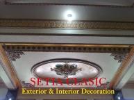 Plafon Classic Dome Oval