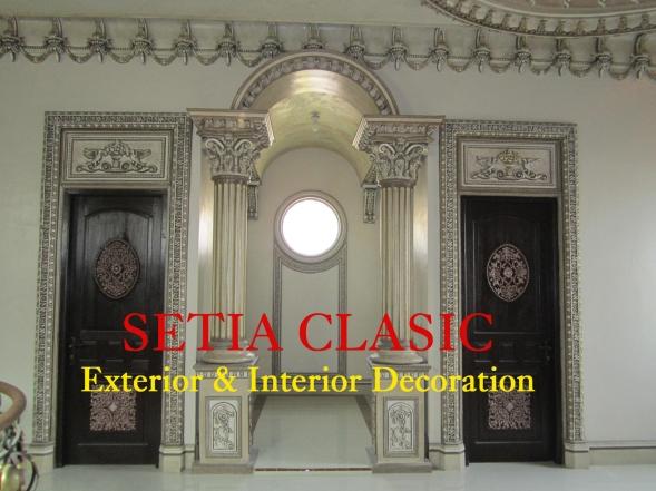 Ornament Ukir Interior