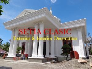 Bangunan Klasik 1 Lantai