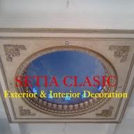 Plafon Dome Polos