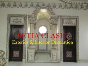 Pilar Gapura Interior